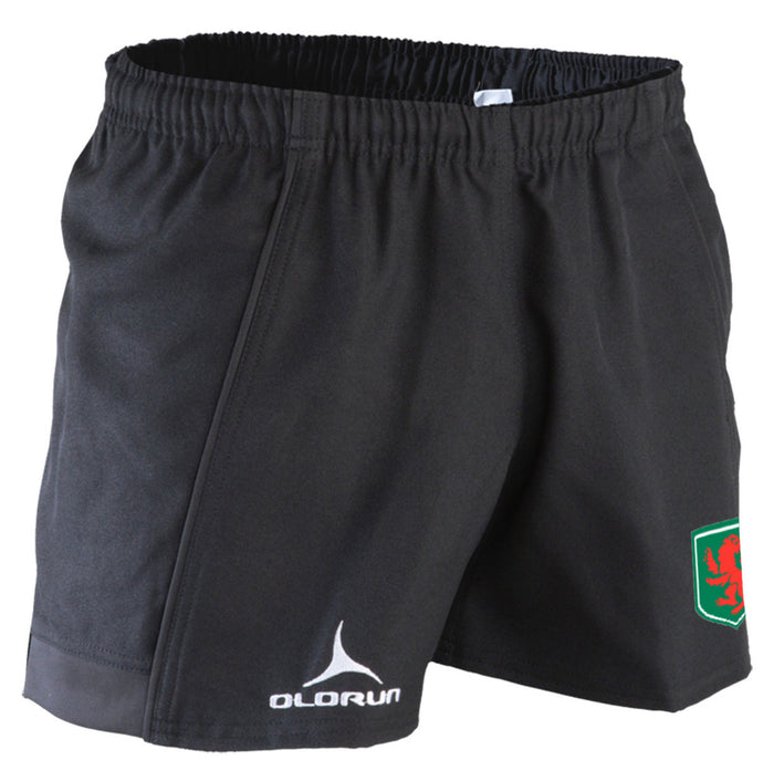 Tasker Milward School Kinetic Shorts - Black