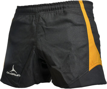 Olorun Flux Shorts Black/Amber (Fast Delivery)