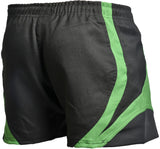 Olorun Flux Shorts Black/Emerald (Fast Delivery)