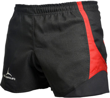 Olorun Flux Shorts Black/Red (Fast Delivery)