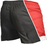 Olorun Kinetic Shorts Black/Red/White (Fast Delivery)