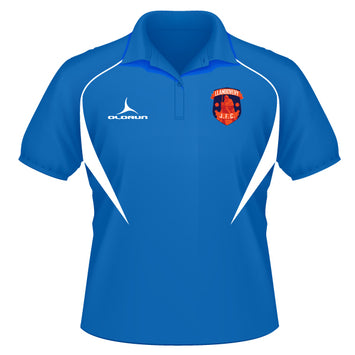 Llandovery JFC Adult's Flux Polo Shirt