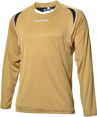 Engage Premium Football Shirt Bronze/Black/White (Fast Delivery)