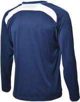 Engage Premium Kids' Football Shirt Navy/White/Sky (Fast Delivery)