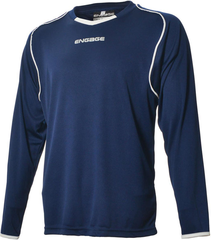 Engage Pro Kids' Football Shirt Navy/White (Fast Delivery)