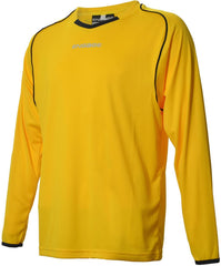 Engage Pro Football Shirt Yellow/Black (Fast Delivery)