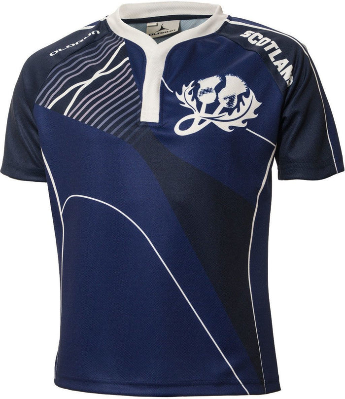 Olorun Home Nations Scotland Rugby Shirt (Fast Delivery)