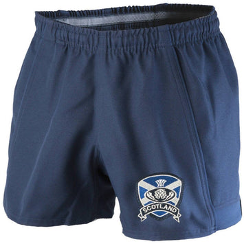 Olorun Kinetic Scotland Rugby Shorts (Fast Delivery)
