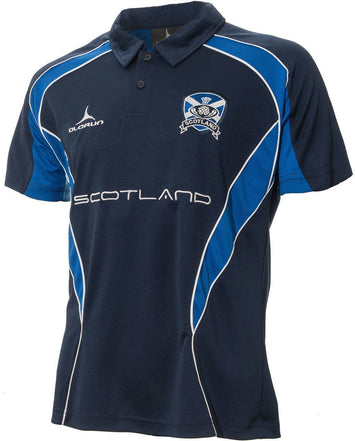 Olorun Scotland Rugby Polo Shirt (Fast Delivery)