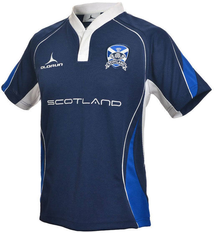 Olorun Scotland Rugby Shirt (Fast Delivery)