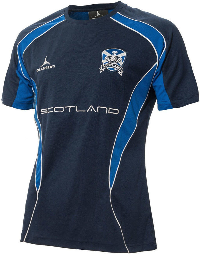 Olorun Scotland Rugby T Shirt (Fast Delivery)