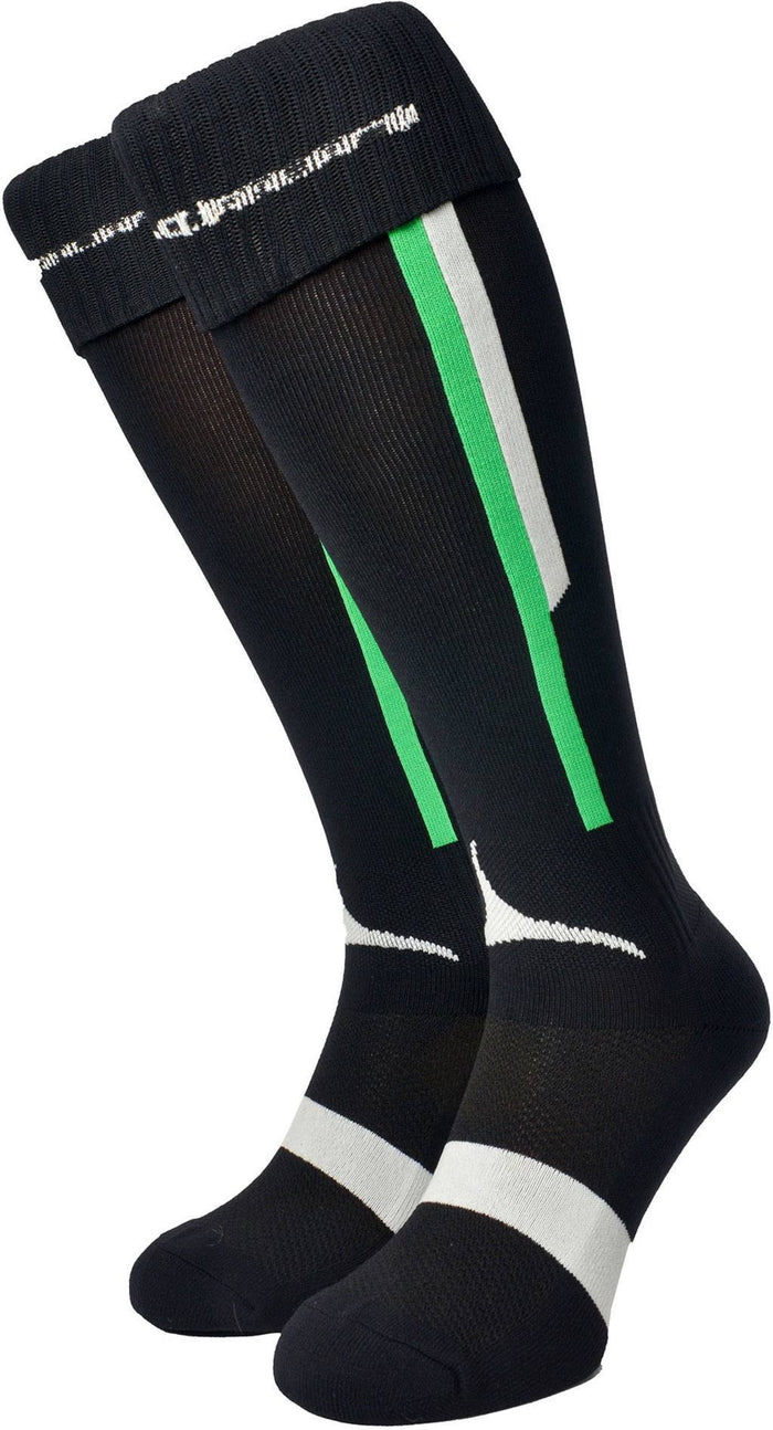 Olorun Elite Socks Black/Emerald/White (Fast Delivery)