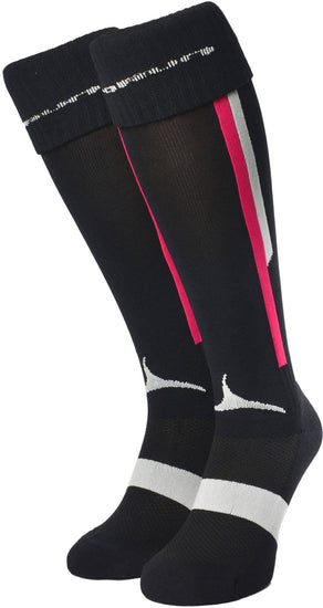 Olorun Elite Socks Black/Hot Pink/White (Fast Delivery)