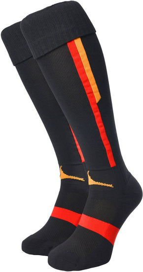 Olorun Elite Socks Black/Red/Amber (Fast Delivery)