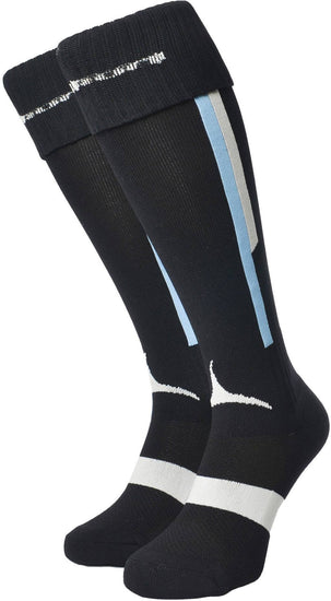 Olorun Elite Socks Black/Sky/White (Fast Delivery)