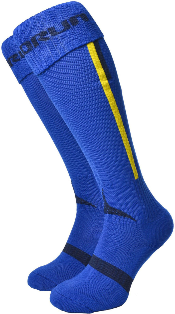 Olorun Elite Socks Royal/Yellow/Navy (Fast Delivery)