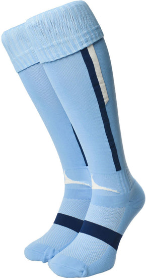 Olorun Elite Socks Sky/Navy/White (Fast Delivery)