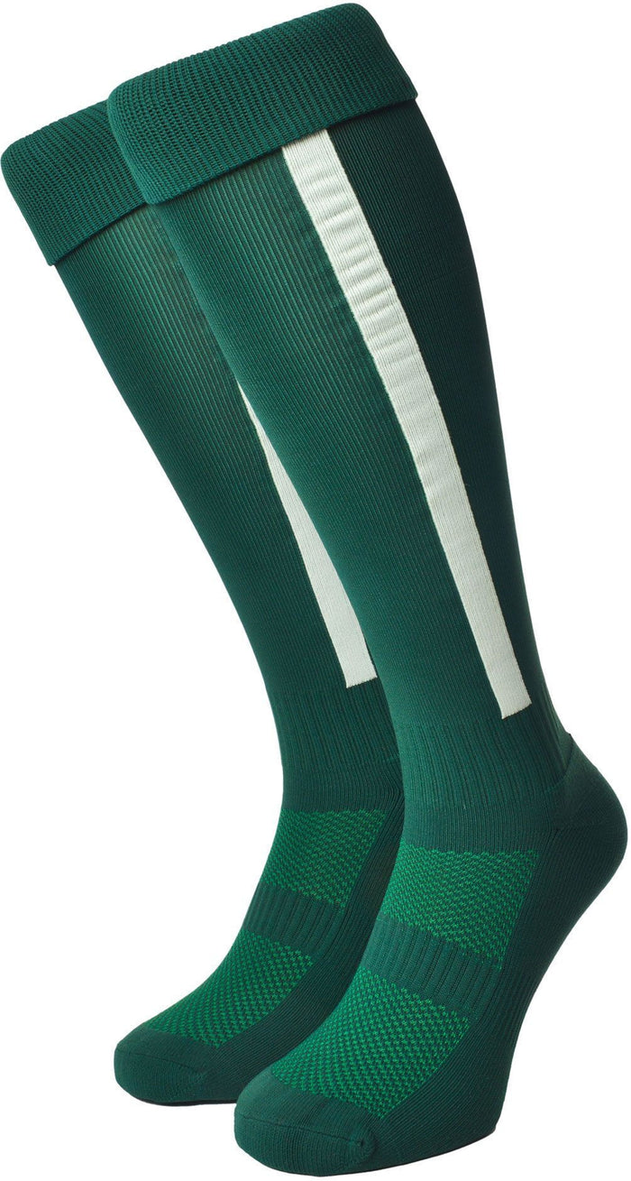 Olorun Euro Striped Socks Bottle/White (Fast Delivery)