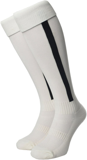 Olorun Euro Striped Socks White/Black (Fast Delivery)