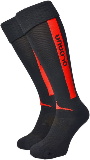 Olorun Original Socks Black/Red (Fast Delivery)