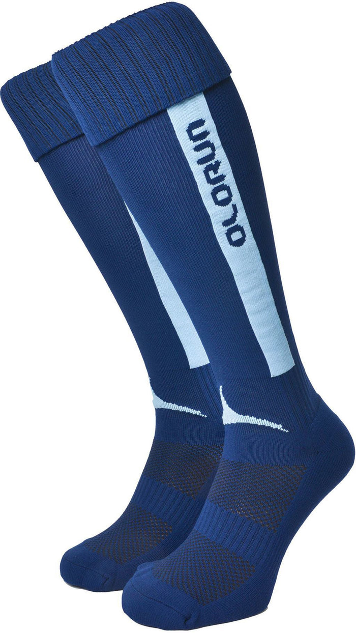 Olorun Original Socks Navy/Sky (Fast Delivery)