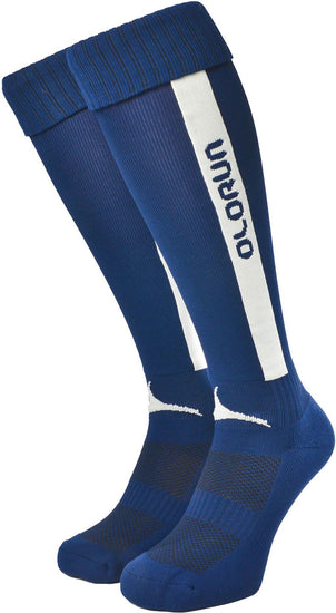 Olorun Original Socks Navy/White (Fast Delivery)