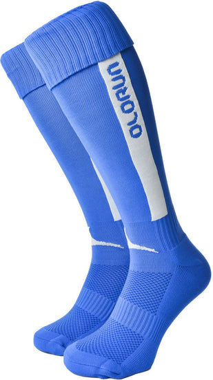 Olorun Original Socks Royal/White (Fast Delivery)