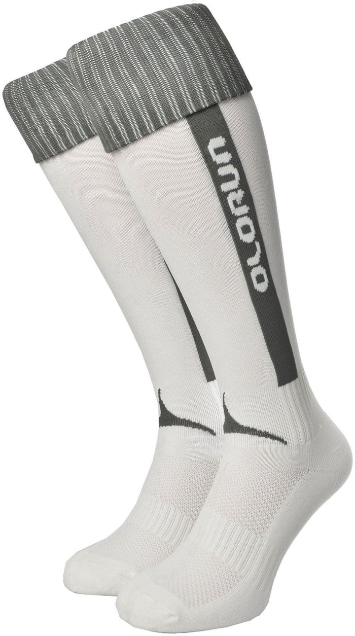 Olorun Original Socks White/Dark Grey (Fast Delivery)