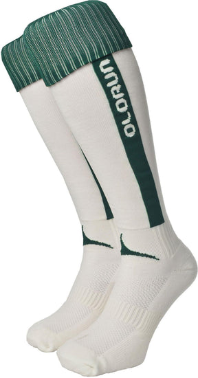 Olorun Original Socks White/Green (Fast Delivery)
