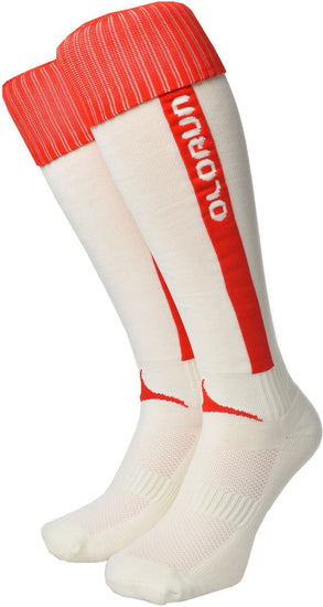 Olorun Original Socks White/Red (Fast Delivery)
