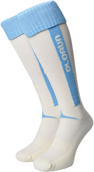 Olorun Original Socks White/Sky (Fast Delivery)
