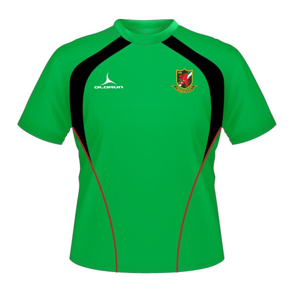 Burbage RFC Pulse Adult's Short Sleeve T-Shirt