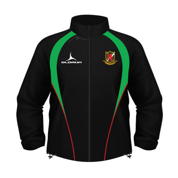 Burbage RFC Kid's Pulse Tracksuit Top