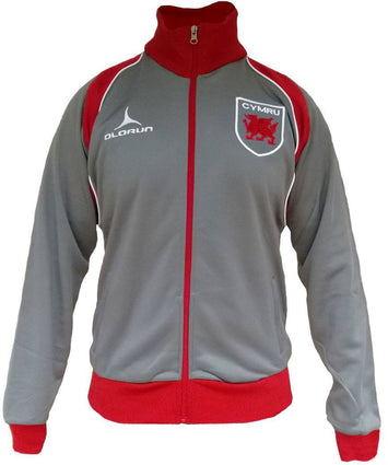 Olorun Retro Wales Rugby Jacket (Fast Delivery)