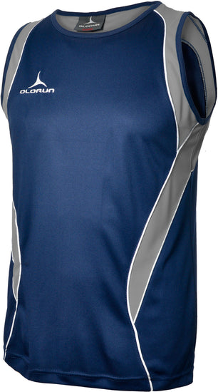 Olorun Iconic Vest Navy/Grey/White (Fast Delivery)