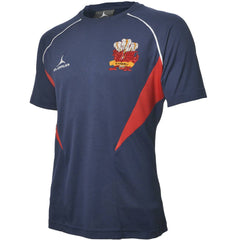 Olorun Flux Wales Rugby T Shirt Away Colours (Fast Delivery)