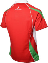 Olorun Wales Rugby Shirt Home Colours (Fast Delivery)