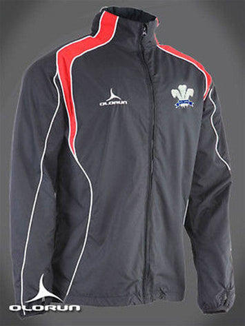 Olorun Showerproof Wales Rugby Jacket (Fast Delivery)