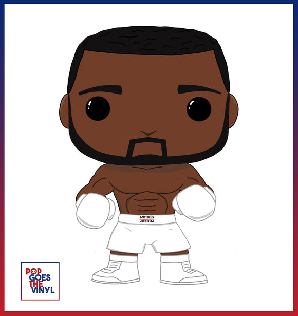 Anthony Joshua Custom Pop