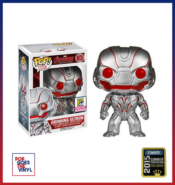 Grinning Ultron #82 Summer Convention 2015
