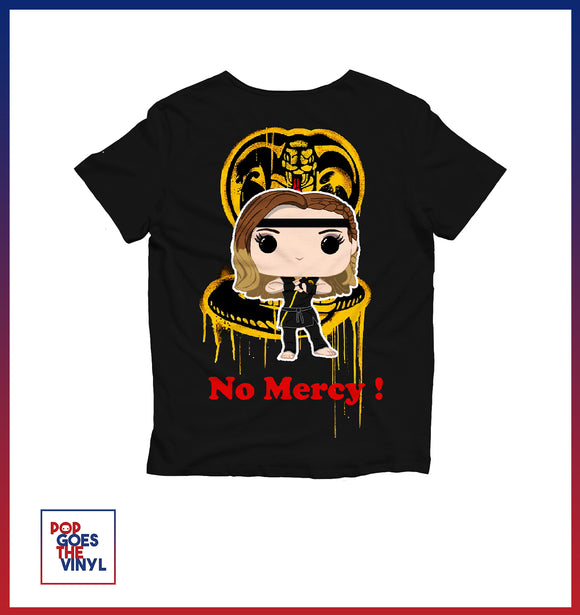 Tory No Mercy Custom T Shirt