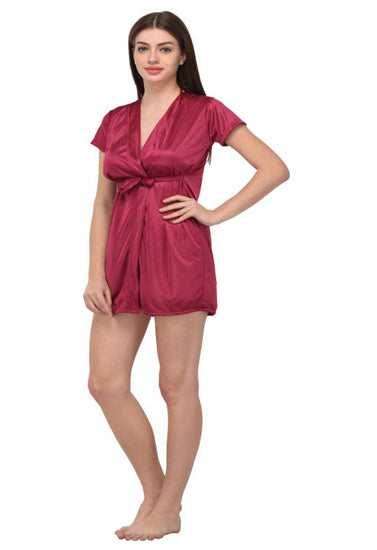 Calida Beautifully Designed Robes For Womens with 2 Panties FREE - Meet Desires