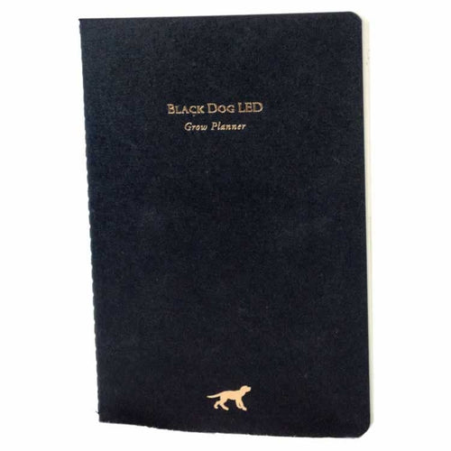 Black Dog LED grow journal