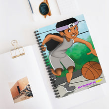 Load image into Gallery viewer, Mamba Girl Notebook