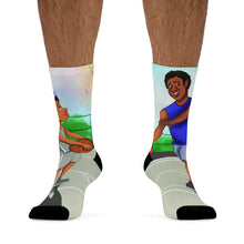 Load image into Gallery viewer, Girl Dad Socks