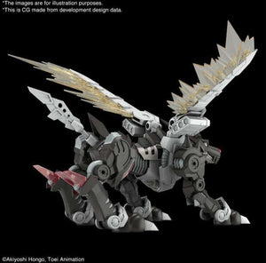 DIGIMON - FIGURE-RISE STANDARD - AMPLIFIED METALGARURUMON (BLACK VER.) PRE-ORDER