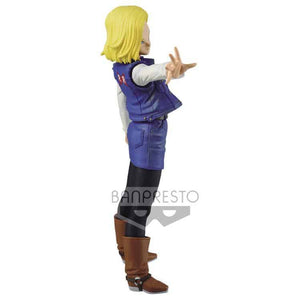 DRAGON BALL Z - MATCH MAKERS - ANDROID 18 PRE-ORDER
