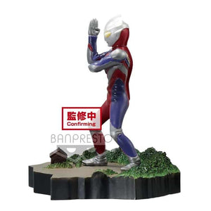 ULTRAMAN TIGA - SPECIAL EFFECTS STAGEMENT ULTRAMAN TIGA #49 THE ULTRA STAR (A:ULTRAMAN TIGA (MULTI TYPE)) PRE-ORDER