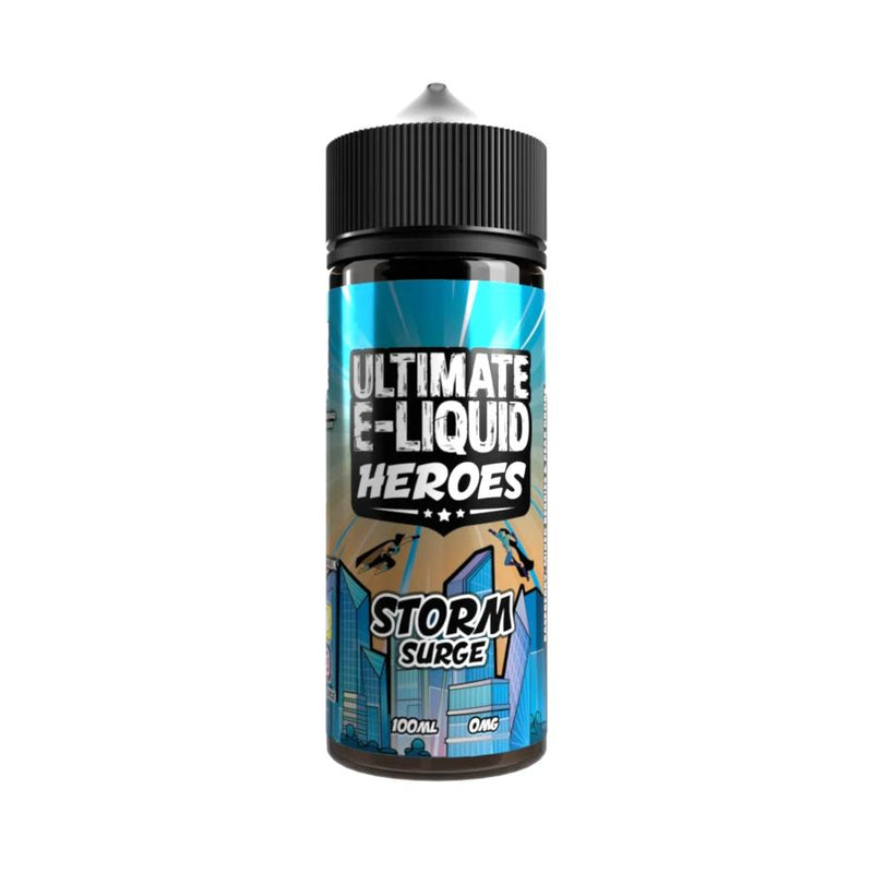 STORM SURGE HEROES 100ML BY ULTIMATE JUICE ULTIMATE E-LIQUIDS