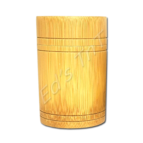 Bamboo Jar with Lid